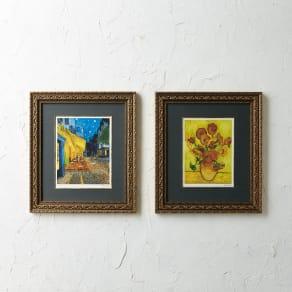 ゴッホのジグレー版画 写真