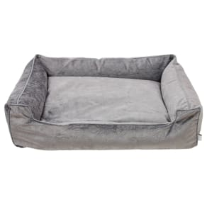 防水仕様のペット用ベッド L 写真