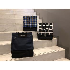 ROLSER/ロルサー  保冷・保温付きバショッピングバッグ 写真