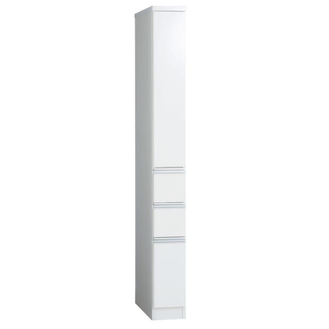 Anya/アーニャ キッチンすき間収納 ハイタイプ(引き出し3段) 幅20cm奥行55cm高さ178cm 隙間に収まる幅20cmです。扉の向きをご選択いただく必要がありますので詳しくは最後の画像をご覧ください。