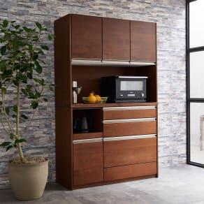 Rhone/ローヌ キッチンシリーズ オープンボード 幅120.5cm 写真