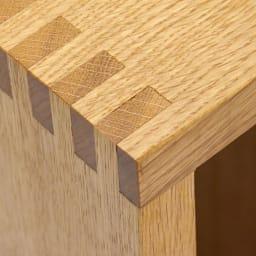 SHOJI/ショージ ネストテーブル リビングテーブル/サイドテーブル[abode・アボード/デザイン:ウー・バホリヨディン] ジョイント部は頑丈で手の込んだ組木仕上げです