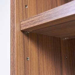 AlusStyle/アルススタイル シェルフシリーズ 上台:オープン&下台:引き出し 幅80cm高さ192cm