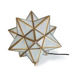 Etoile/エトワール 白熱球テーブルランプ フロスト(半透明ガラス) 消灯時