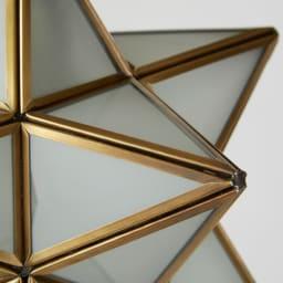 Etoile/エトワール 白熱球テーブルランプ フロスト(半透明ガラス)