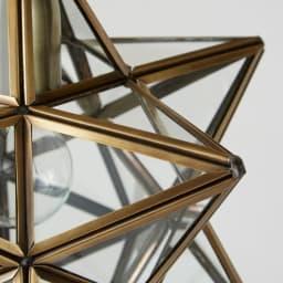 Etoile/エトワール 白熱球テーブルランプ クリア(透明ガラス)