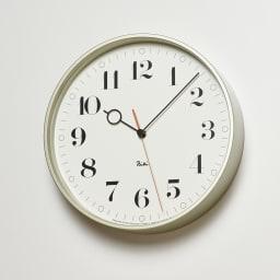 RIKI CLOCK/リキ クロック RIKI RING CLOCK (イ)ホワイト