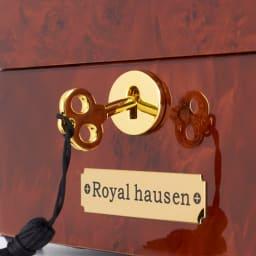 ワインディングマシン 2本用 鍵付き