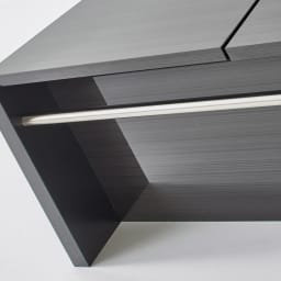 Jerid/ジェリド ハンガーバー付き吊り戸棚 幅59.5cm ハンガー掛けやタオルハンガーとして便利なバー付き