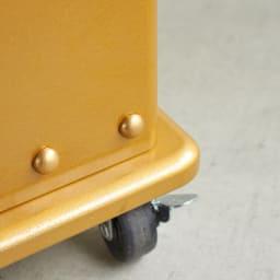 ROBIT/ロビット 収納ロボ 当店限定カラー[ete・えて] ワンポイントのリベットが重厚感を生み、よりオシャレになりました。