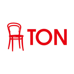 ウィンザーダイニングテーブル 長方形ダイニングテーブル 幅約120cm×80cm[チェコ・TON社] 150年以上の歴史を紡ぐ、グローバルな曲げ木家具メーカー