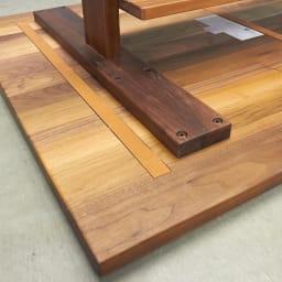 NORD/ノルド ダイニングテーブル幅120 ウォルナット