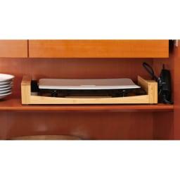 PRINCESS/プリンセス テーブルグリルミニピュア ホットプレート 食器棚にも入るコンパクト設計。