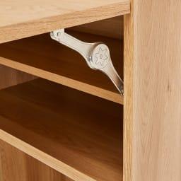 Lana/ラナ ステントップボード レンジボード フルオープン式の上段扉を支えるアーム。