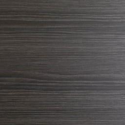 Milovy/ミロヴィ キッチンボード オープンボード 幅96cm ホワイトとブラック、どちらも繊細なニュアンスを生む木目柄の入った仕上げです。