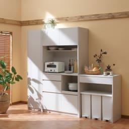 Enkel/エンケル キッチンシリーズ 幅72cm オープンカウンター