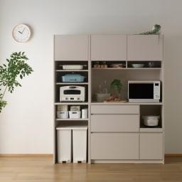Enkel/エンケル キッチンシリーズ 幅50cm ユーティリティラック