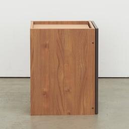K´astani/カスターニ バイカラーコレクション本棚 高さサイズオーダー上置き 奥行45cm・幅40.5 高さ26~59cm