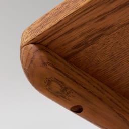 a tempo/アテンポ オーク天然木 ソファサイドテーブル 幅36cm