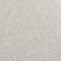 a tempo/アテンポ ウォルナット天然木 木製フレームソファ 3人掛け・幅198cm (イ)ベージュ