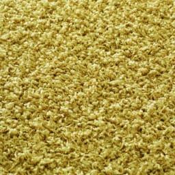 ナイロン洗えるツイストシャギーカーペット 3~12畳タイプ(イージーオーダー) (ウ)リーフ