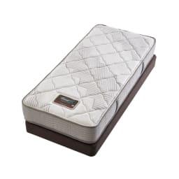 SIMMONS×HOUSE STYLING/シモンズ ショート丈・脚長ダブルクッションベッド 6.5インチマットレス 「シモンズ」ダブルクッションマットレスが上質な眠りを届けます。※写真はセミシングル 5.5インチマットレス