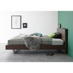 GlanPlus/グランプラス ベッド ベッドフレームのみ