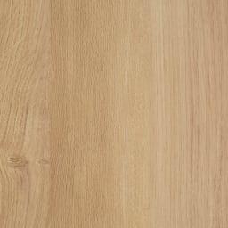 Antisala/アンティサラ クローゼットユニット収納・オーク 幅80cm オープン棚&チェスト オークの木目をリアルに再現した表面材を使用。カジュアルになりすぎない落ち着いたベージュよりのカラーが大人な雰囲気。