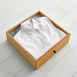 Ruche/ルーシュ ジュエリーチェスト 衣類小物収納 幅40 仕切りのない引き出しに、衣類から下着・巻物まで見やすく分類収納。