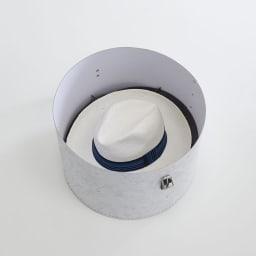 帽子収納ボックス大理石柄 2個セット[BIGSOBOX/ビグソーボックス]スウェーデン生まれの収納ボックス 大理石のマーブル模様をリアルに表現。モダンなスタイルにもしっくりマッチする大人リッチな仕上がり。