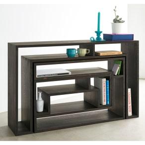 SHOJI ショージ オケージョナルテーブル 3点セット(コンソール・リビングテーブル)[abode(アボード)/デザイン:ウー・バホリヨディン] 写真