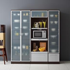 SmartII スマート2 ステンレスシリーズキッチン収納 扉内引き出し付きキッチンキャビネット 幅70cm 写真