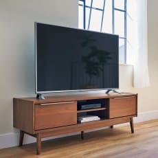 Jalka/ヤルカ ウォルナットシリーズ テレビボード 幅150cm