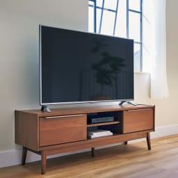 Jalka/ヤルカ ウォルナットシリーズ テレビボード 幅150cm 世代を超えて愛される北欧風家具デザイン。