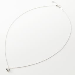 Pt950 Dカラー グレードダイヤ ペンダント 【0.5ct】(イ)4本爪