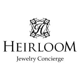 HEIRLOOM/エアルーム K10 ダイヤ スターピアス
