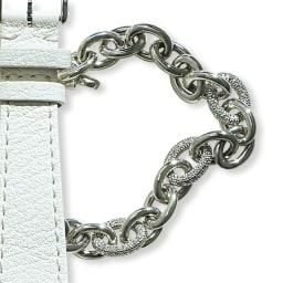 entiere/アンティエーレ SV オーバル ブレスレット(イタリア製) ※時計は別売りです。