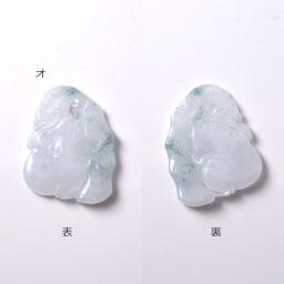 YUKIKO OKURA/ユキコ・オオクラ K10 翡翠 淡水パール ネックレス (オ)ナス