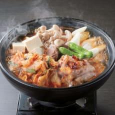 「ぴょんぴょん舎」 キムチ鍋セット(野菜付き)