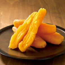 茨城産 「紅はるか」丸干し芋