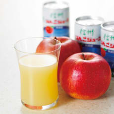 信州リンゴ ストレートジュ-ス (160g×30缶)
