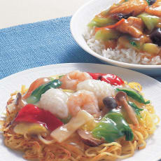 海鮮と野菜の中華丼の素 醤油味 (180g×10袋)