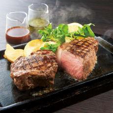 氷温熟成牛ロース・グリルドポンドステーキ (450g)