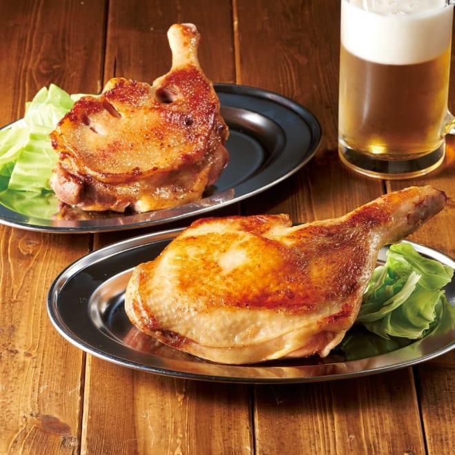 さぬき骨付鶏 (2種 計4本) 親鶏 若鶏