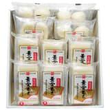 魚沼黄金もち白もちセット (3種計10袋) 【通常お届け】 写真