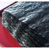 有明中島の黒特等級 焼海苔 (10枚×5帖 箱入り) 写真