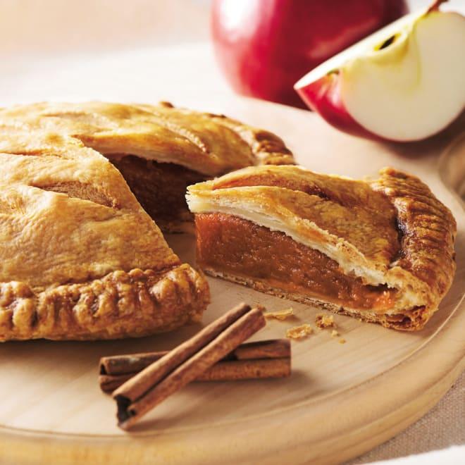 紅玉りんごのアップルパイ (直径約18cm)