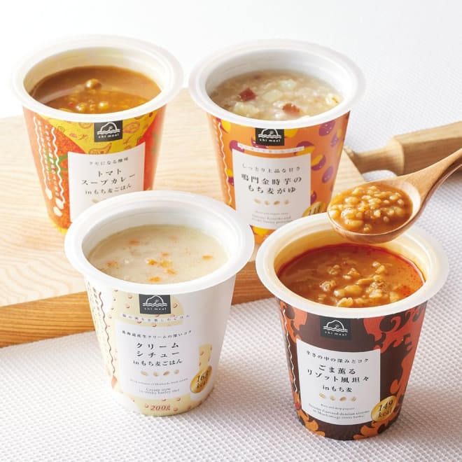 shi meal 4種セット (各200g 計12個)
