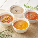 AUGA スープ4種 (4種 計12個) 写真
