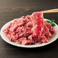 「田村牧場」 山形牛の切落とし (800g)